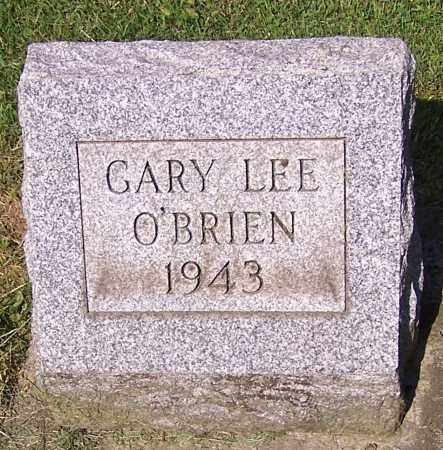 O'BRIEN, GARY LEE - Stark County, Ohio | GARY LEE O'BRIEN - Ohio Gravestone Photos