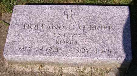 O'BRIEN, HOLLAND G. - Stark County, Ohio | HOLLAND G. O'BRIEN - Ohio Gravestone Photos