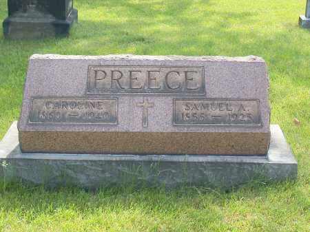PREECE, CAROLINE - Stark County, Ohio | CAROLINE PREECE - Ohio Gravestone Photos