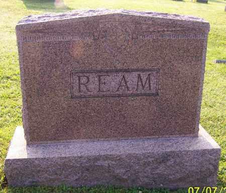 REAM, FAMILY - Stark County, Ohio | FAMILY REAM - Ohio Gravestone Photos
