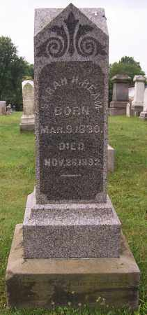 REAM, SARAH H. - Stark County, Ohio   SARAH H. REAM - Ohio Gravestone Photos
