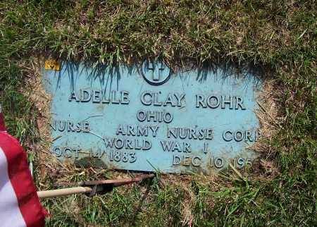 ROHR, ADELLE - Stark County, Ohio | ADELLE ROHR - Ohio Gravestone Photos