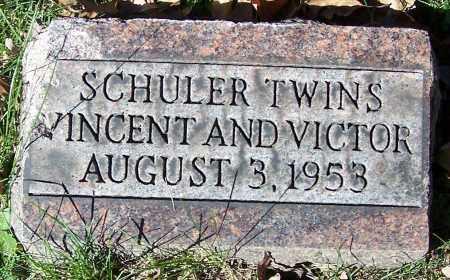 SCHULER, VINCENT - Stark County, Ohio | VINCENT SCHULER - Ohio Gravestone Photos