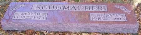SCHUMACHER, HILDA A. - Stark County, Ohio | HILDA A. SCHUMACHER - Ohio Gravestone Photos