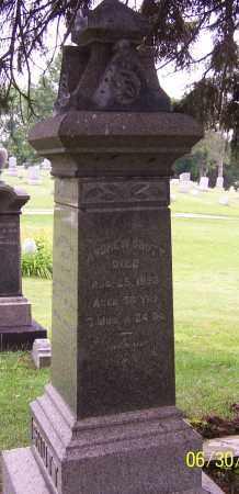 SHUTT, ANDREW - Stark County, Ohio   ANDREW SHUTT - Ohio Gravestone Photos