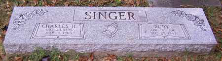 SINGER, RUBY - Stark County, Ohio | RUBY SINGER - Ohio Gravestone Photos