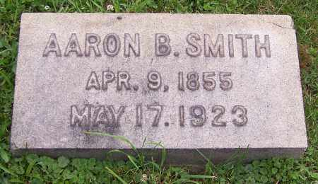 SMITH, AARON B. - Stark County, Ohio | AARON B. SMITH - Ohio Gravestone Photos