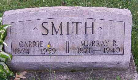 SMITH, CARRIE A. - Stark County, Ohio | CARRIE A. SMITH - Ohio Gravestone Photos
