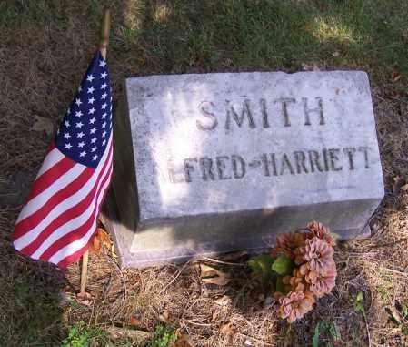 SMITH, FRED - Stark County, Ohio | FRED SMITH - Ohio Gravestone Photos