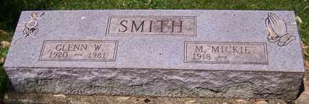 SMITH, M.MICKIE - Stark County, Ohio | M.MICKIE SMITH - Ohio Gravestone Photos