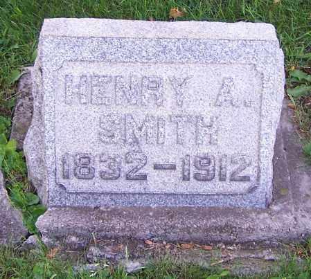 SMITH, HENRY A. - Stark County, Ohio   HENRY A. SMITH - Ohio Gravestone Photos
