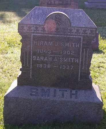 SMITH, HIRAM J. - Stark County, Ohio | HIRAM J. SMITH - Ohio Gravestone Photos