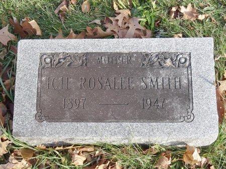 SMITH, ICIE ROSALLE - Stark County, Ohio | ICIE ROSALLE SMITH - Ohio Gravestone Photos
