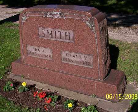 SMITH, GRACE V. - Stark County, Ohio | GRACE V. SMITH - Ohio Gravestone Photos