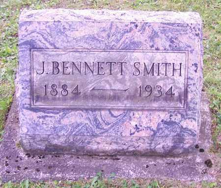 SMITH, J. BENNETT - Stark County, Ohio   J. BENNETT SMITH - Ohio Gravestone Photos