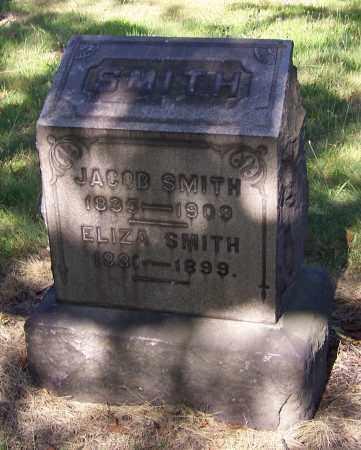 SMITH, ELIZA - Stark County, Ohio   ELIZA SMITH - Ohio Gravestone Photos