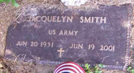 SMITH, JACQUELYN - Stark County, Ohio   JACQUELYN SMITH - Ohio Gravestone Photos