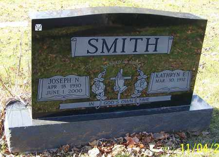 SMITH, JOSEPH N. - Stark County, Ohio | JOSEPH N. SMITH - Ohio Gravestone Photos