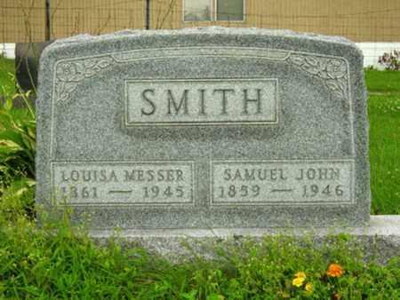 SMITH, LOUISA - Stark County, Ohio   LOUISA SMITH - Ohio Gravestone Photos