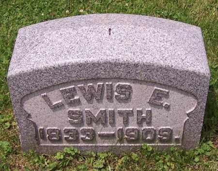 SMITH, LEWIS E. - Stark County, Ohio | LEWIS E. SMITH - Ohio Gravestone Photos