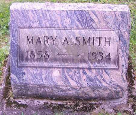 SMITH, MARY A. - Stark County, Ohio | MARY A. SMITH - Ohio Gravestone Photos