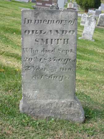 SMITH, ORLANDO - Stark County, Ohio   ORLANDO SMITH - Ohio Gravestone Photos