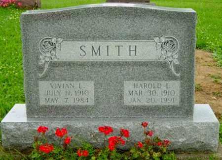 SMITH, VIVIAN L. - Stark County, Ohio | VIVIAN L. SMITH - Ohio Gravestone Photos