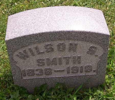 SMITH, WILSON S. - Stark County, Ohio   WILSON S. SMITH - Ohio Gravestone Photos