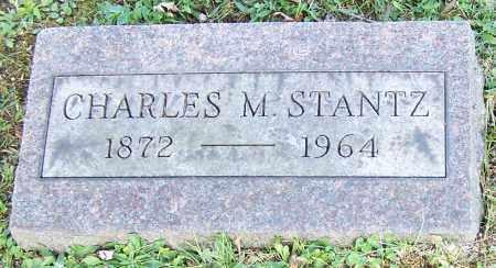 STANTZ, CHARLES M. - Stark County, Ohio   CHARLES M. STANTZ - Ohio Gravestone Photos
