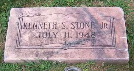 STONE, KENNETH S.  (JR) - Stark County, Ohio   KENNETH S.  (JR) STONE - Ohio Gravestone Photos