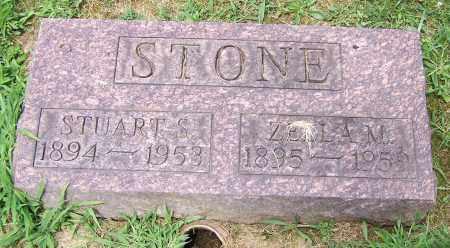 STONE, ZELLA M. - Stark County, Ohio   ZELLA M. STONE - Ohio Gravestone Photos