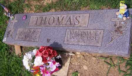 THOMAS, JOHN S. - Stark County, Ohio   JOHN S. THOMAS - Ohio Gravestone Photos