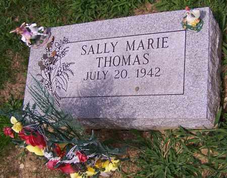 THOMAS, SALLY MARIE - Stark County, Ohio   SALLY MARIE THOMAS - Ohio Gravestone Photos