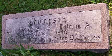 THOMPSON, GERALD A. - Stark County, Ohio | GERALD A. THOMPSON - Ohio Gravestone Photos