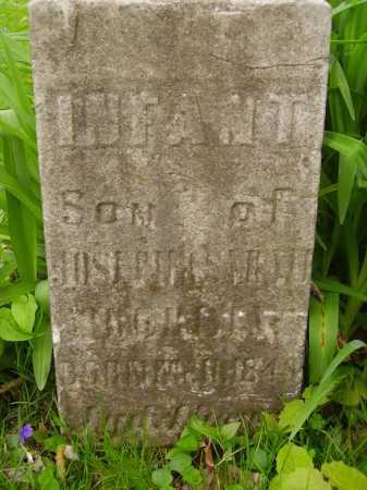 UNKNOWN, INFANT #2 - Stark County, Ohio   INFANT #2 UNKNOWN - Ohio Gravestone Photos
