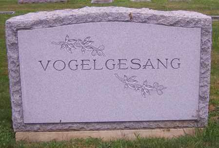 VOGELGESANG, FAMILY - Stark County, Ohio | FAMILY VOGELGESANG - Ohio Gravestone Photos