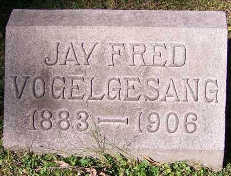 VOGELGESANG, JAY FRED - Stark County, Ohio | JAY FRED VOGELGESANG - Ohio Gravestone Photos