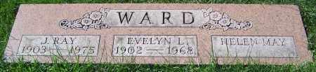 WARD, J.RAY - Stark County, Ohio | J.RAY WARD - Ohio Gravestone Photos