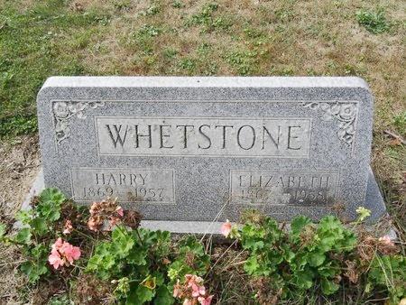 WHETSTONE, HARRY - Stark County, Ohio | HARRY WHETSTONE - Ohio Gravestone Photos