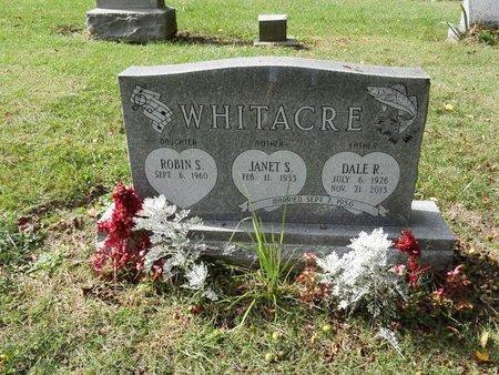 WHITACRE, DALE R. - Stark County, Ohio | DALE R. WHITACRE - Ohio Gravestone Photos