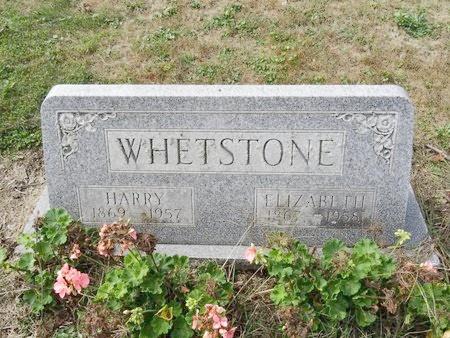 WHWTSTONE, ELIZABETH - Stark County, Ohio | ELIZABETH WHWTSTONE - Ohio Gravestone Photos