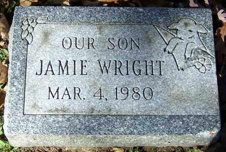 WRIGHT, JAMIE - Stark County, Ohio | JAMIE WRIGHT - Ohio Gravestone Photos