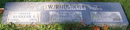 WRIGHT, LEE S. - Stark County, Ohio | LEE S. WRIGHT - Ohio Gravestone Photos