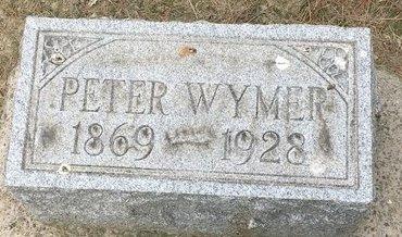 WYMER, PETER - Stark County, Ohio   PETER WYMER - Ohio Gravestone Photos