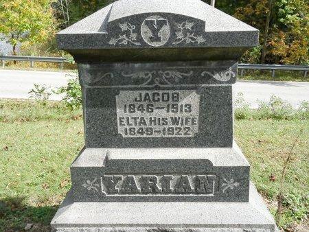 YARIAN, JACOB - Stark County, Ohio | JACOB YARIAN - Ohio Gravestone Photos