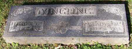 YINGLING, GLADYS M. - Stark County, Ohio | GLADYS M. YINGLING - Ohio Gravestone Photos