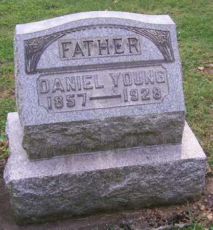 YOUNG, DANIEL - Stark County, Ohio   DANIEL YOUNG - Ohio Gravestone Photos