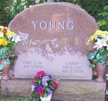 YOUNG, CATHY - Stark County, Ohio   CATHY YOUNG - Ohio Gravestone Photos