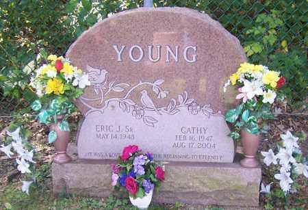 YOUNG, ERIC J. SR. - Stark County, Ohio | ERIC J. SR. YOUNG - Ohio Gravestone Photos