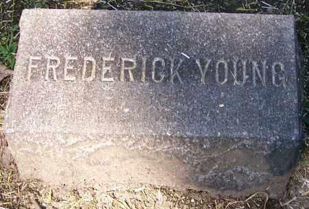 YOUNG, FREDERICK - Stark County, Ohio | FREDERICK YOUNG - Ohio Gravestone Photos